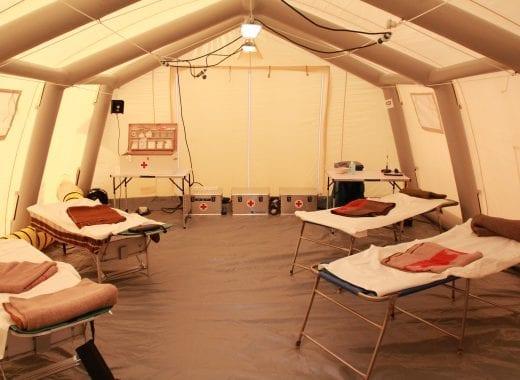 namiot handlowy - jaki