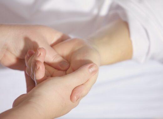masaż dłoni Wrocław